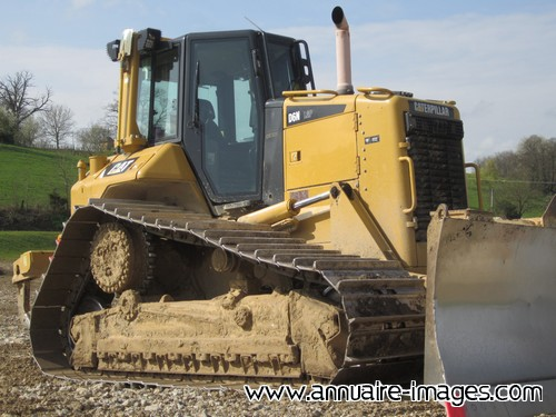 Bulldozer Caterpilar