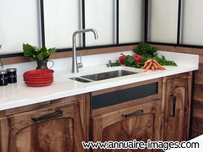 photos et images de cuisine. Black Bedroom Furniture Sets. Home Design Ideas