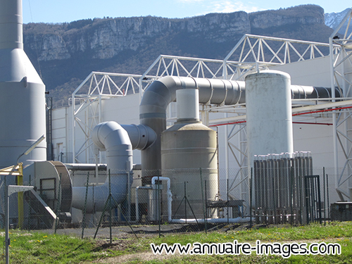 Gaines industrielles