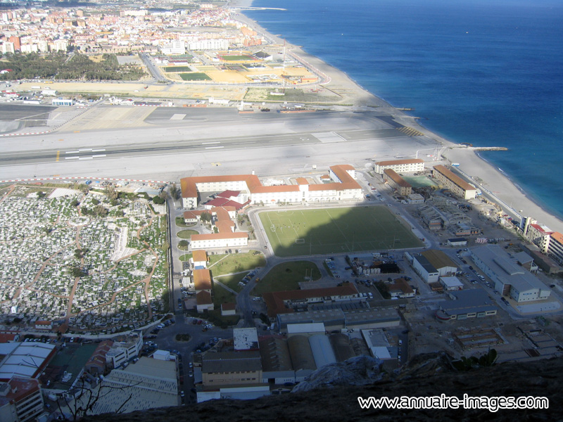 Aéroport international de Gibraltar